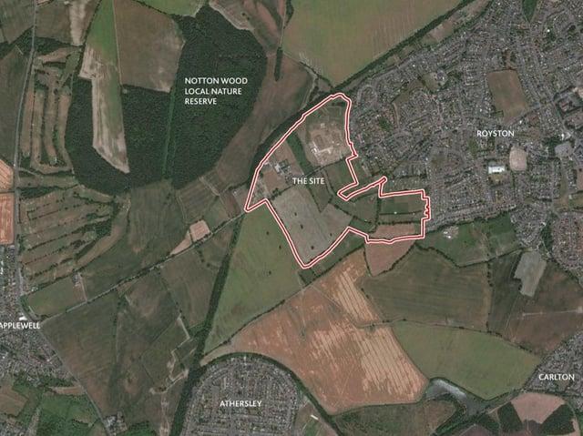 Royston Masterplan