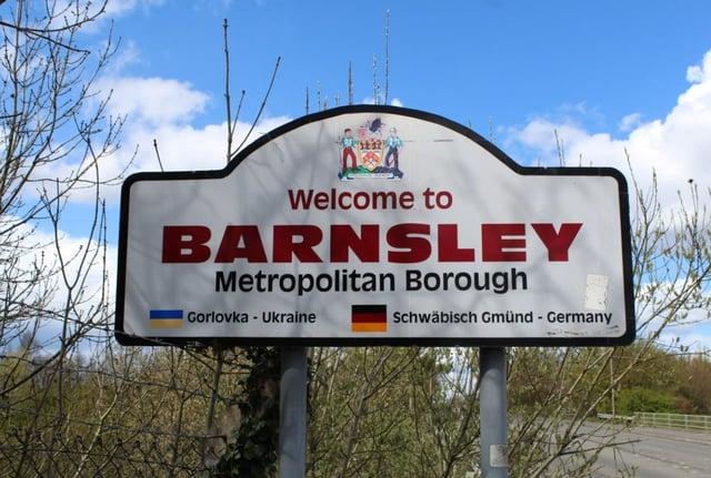 Barnsley.