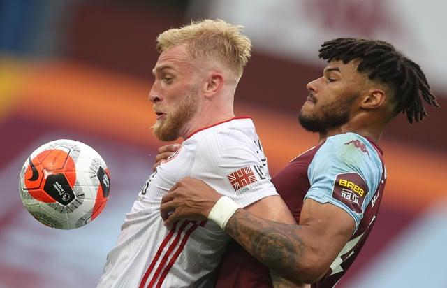 Mark Lawrenson's Sheffield United v Aston Villa prediction (Photo by CARL RECINE/AFP via Getty Images)