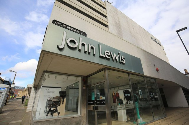 John Lews in Sheffield City Centre is set to close. Picture: Chris Etchells