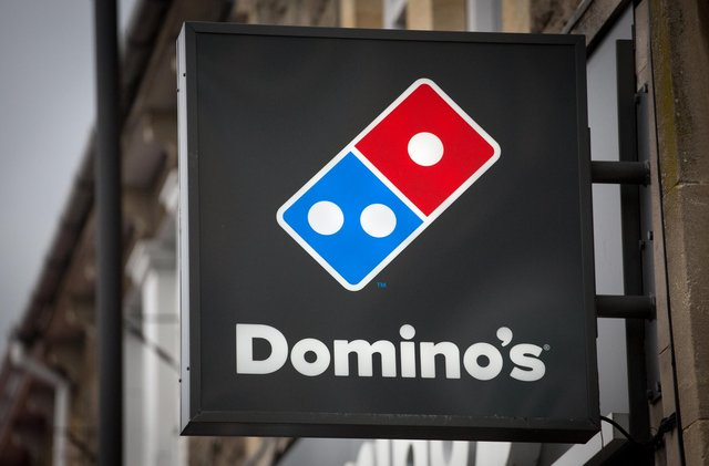 A branch of Domino's pizza takeaway  (Photo by Matt Cardy/Getty Images)
