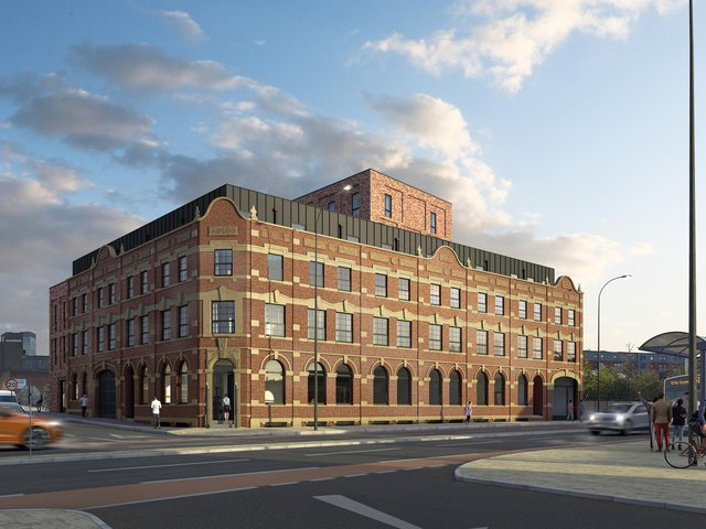 How the Nichols Building could look