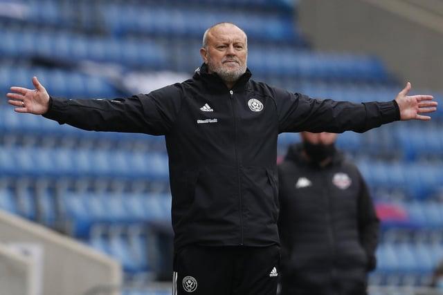 Sheffield United Women manager Neil Redfearn: Darren Staples/Sportimage