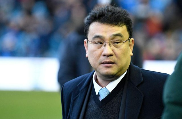 Sheffield Wednesday owner Dejphon Chansiri. (Photo by George Wood/Getty Images)