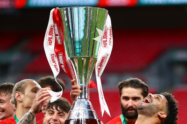 Sheffield Wednesday will be competing for the EFL Trophy this season. (Photo by Bryn Lennon/Getty Images)