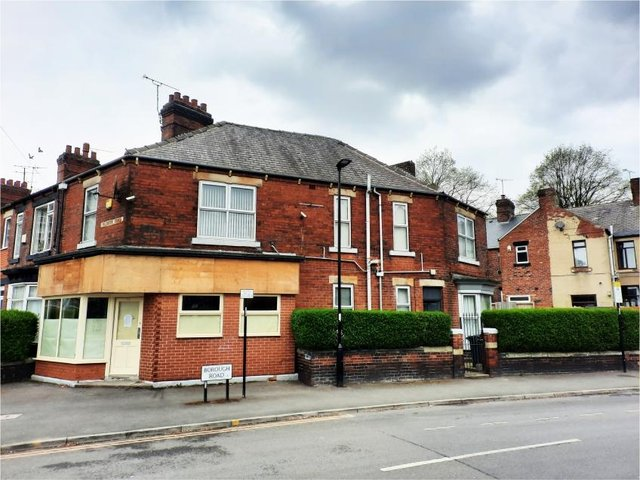 The Hillsborough salon sold for £215,000.