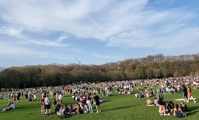 Endcliffe Park today