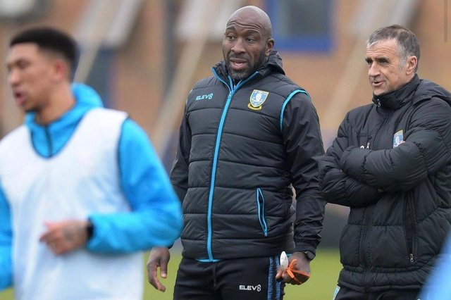 Sheffield Wednesday boss Darren Moore will run the rule over his squad on a preseason trip to Wales.