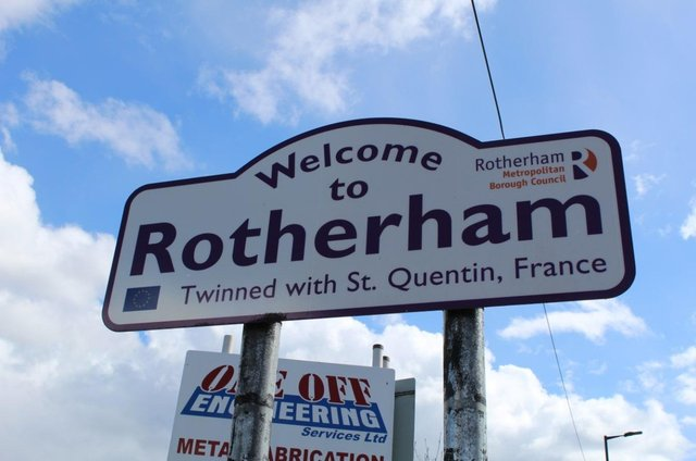Rotherham.