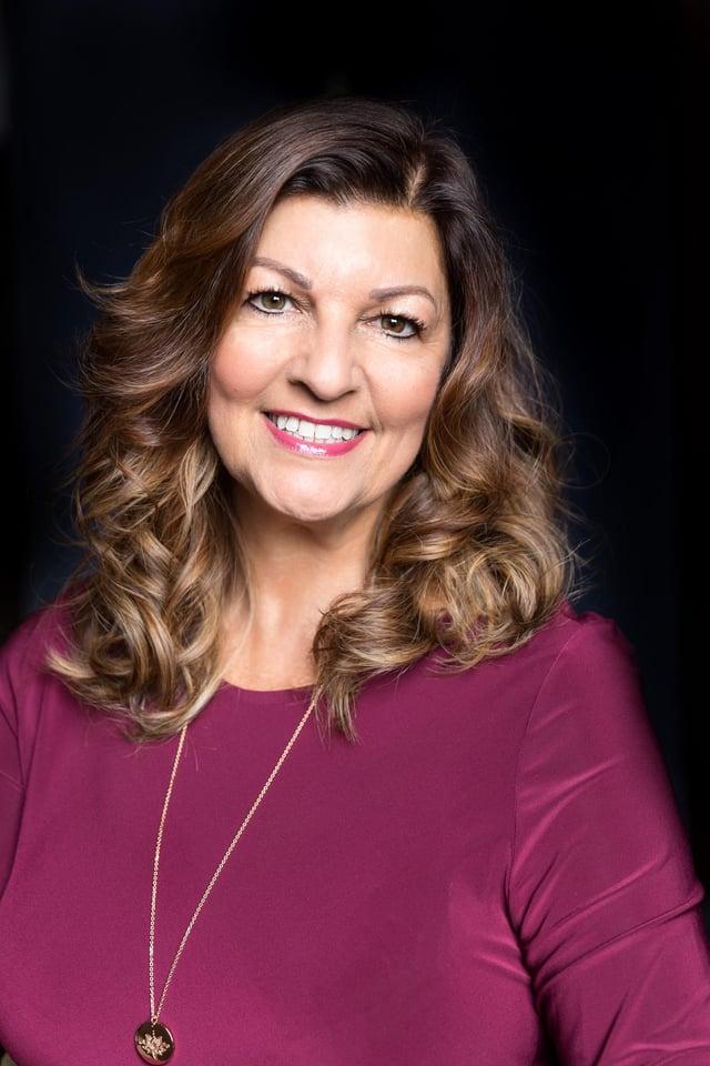 Sandra Garlick MBE