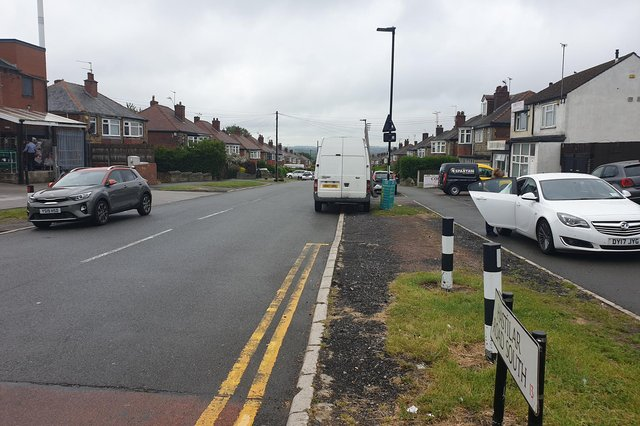 A 15-year-old boy was stabbed on Hastilar Road South in Sheffield