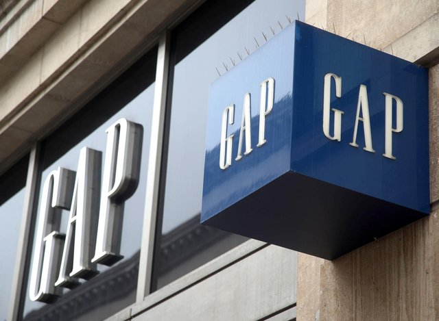 Gap has announced it will be closing all stores in the UK and Republic of Ireland. Photo credit should read: Yui Mok/PA Wire