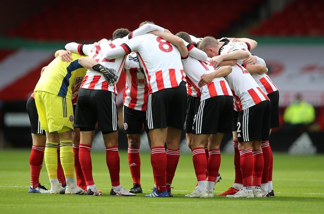The CONTROVERSIAL market valuations of Sheffield United players - according to scouting platform