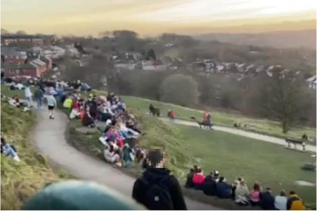 Bole Hills in Sheffield