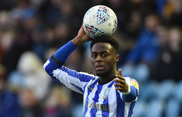 Moses Odubajo's time at Sheffield Wednesday is coming to an end.