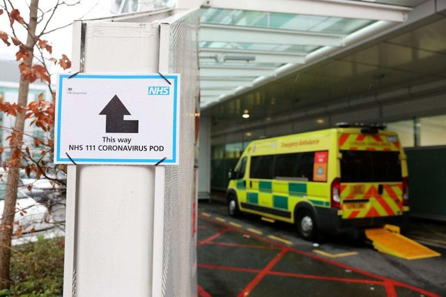 There have been 36 confirmed cases of coronavirus in Sheffield (Photo by ISABEL INFANTES/AFP via Getty Images)