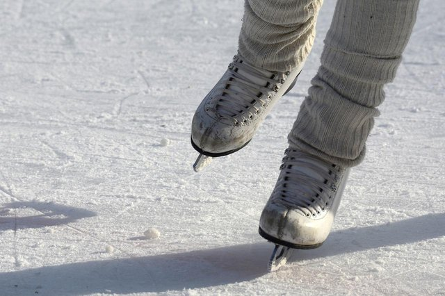 People have been seen ice skating in Sheffield's Graves Park. Stock picture.