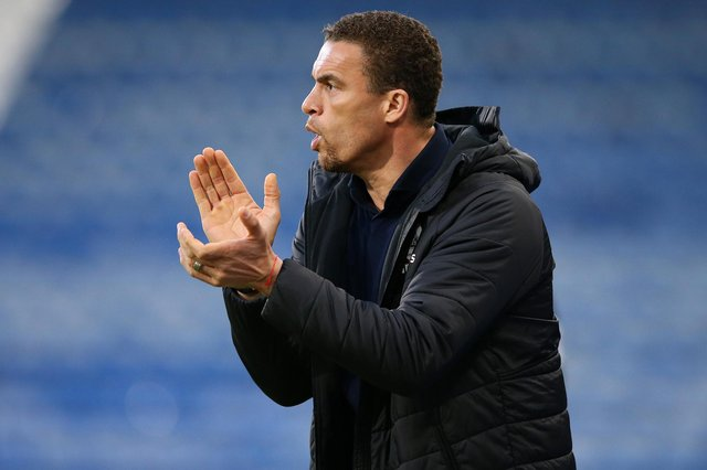 Barnsley boss ValerienIsmael is reportedly close to taking over at West Brom (Getty)