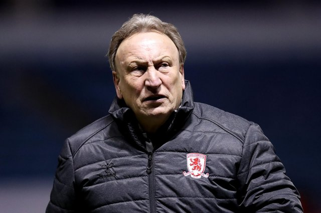 Kadeem Harris has been linked with a reunion with Middlesbrough boss Neil Warnock.