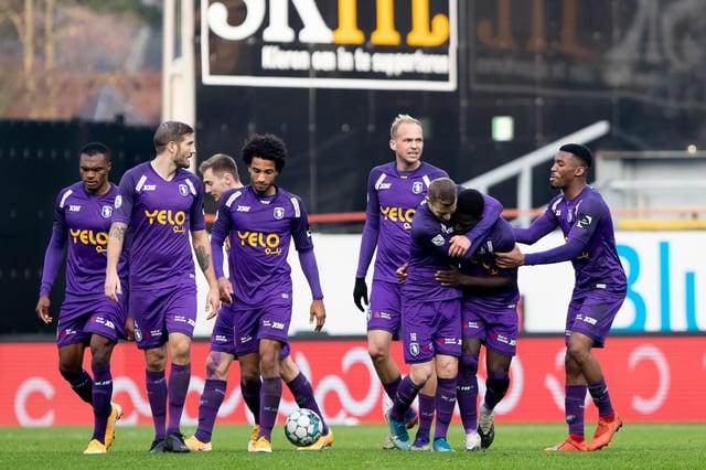Beerschot trifft an diesem Wochenende in der Jupiler Pro League auf KV Oostende