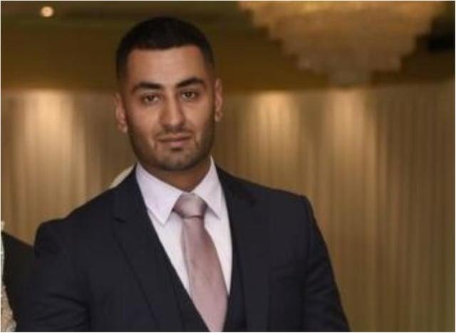 Khurm Javed was shot dead in Sheffield