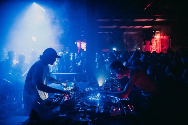 The Hope Works nightclub in Attercliffe has hosted some of the biggest names in electronic music.