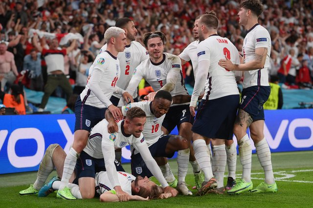 It may well be coming home..