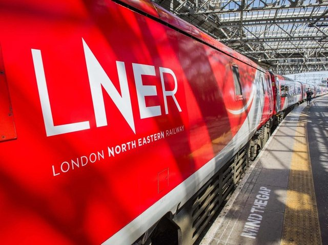 LNER has asked passengers not to travel today