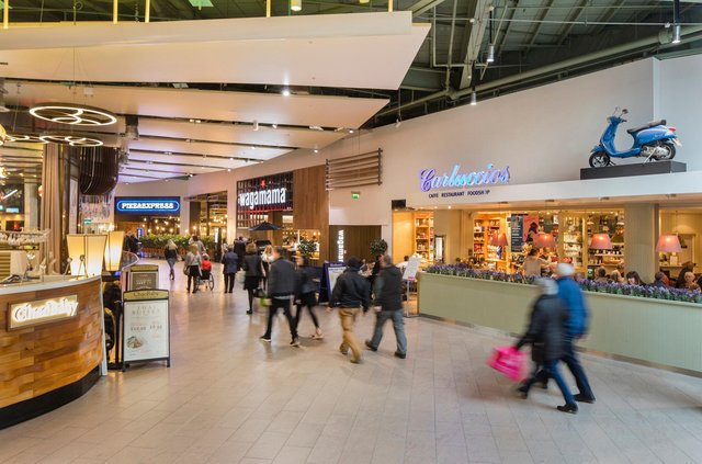 New safety measures will be in place when Meadowhall's Oasis Dining Quarter reopens for indoor dining from Monday, May 17