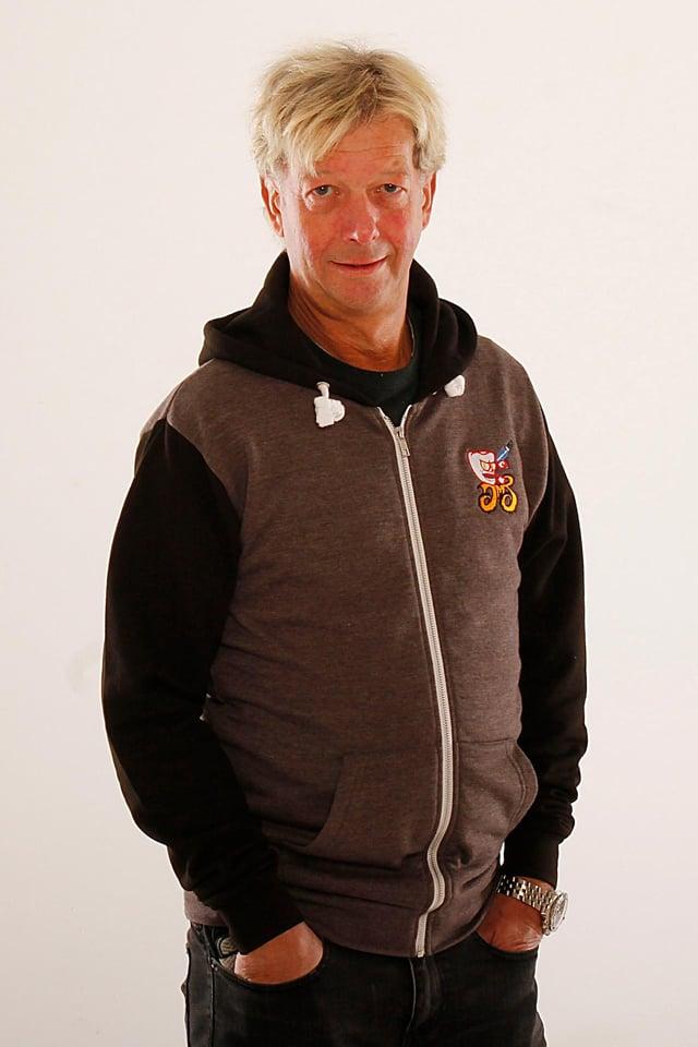 Peter Mole. Photo: Andy Garner.
