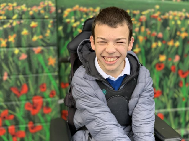Jack Mitchell from Paces School has been busy in his shed throughout lockdown making wooden clocks, candle holders etc and has raised £2700 towards Paces' Capital Appeal to build a new school.
