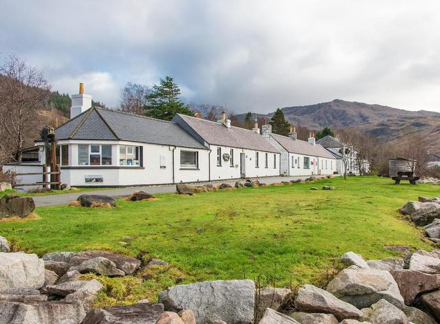 In pictures: Scotland's 'most remote pub' with panoramic views up for sale