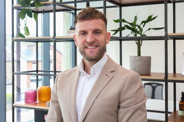 Tom Field, property consultantatRedbrik.