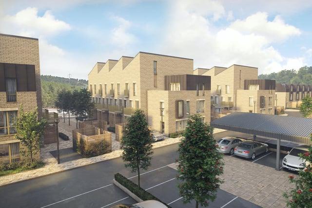 How the new Oughtibridge development will look
