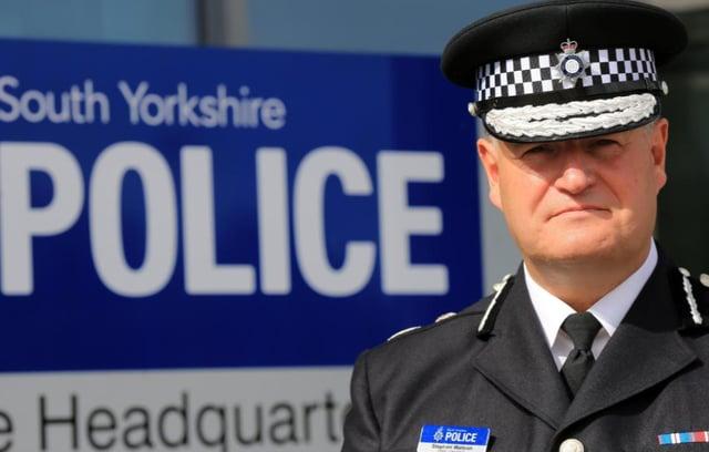 Chief Constable Stephen Watson