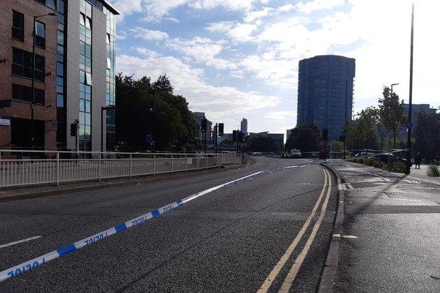 Ibrahim Warsame was fatally injured in a collision on Ecclesall Road, Sheffield, last week