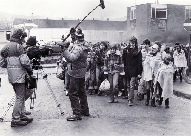 Do you remember when Threads was filmed in Sheffield in the 1980s?
