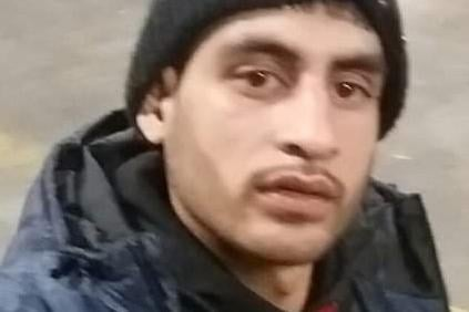 Kamran Khan, pictured, was found seriously injured at a block of flats on Sunday and was pronounced dead a short time later.