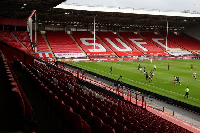 Bramall Lane. (Photo by Alex Livesey/Getty Images)