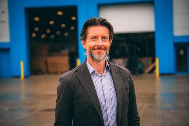 Mattress Online chief executive Steve Adams