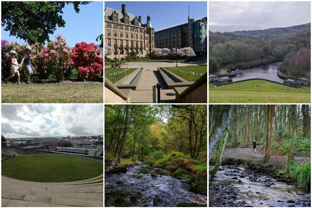 There are plenty of Sheffield beauty spots to choose from