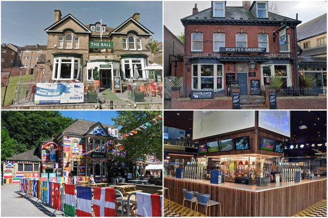 These are 15 of the best bars in the city where you can go to watch Euro 2020 matches including England's upcoming group stage fixtures.