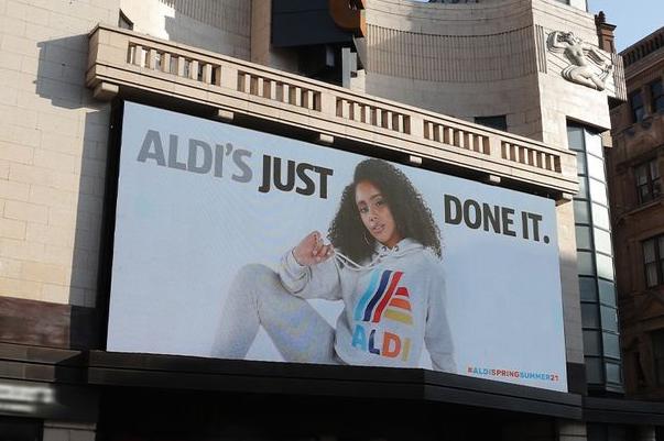 Aldi has launched its loungewear range today. Photo: Aldi