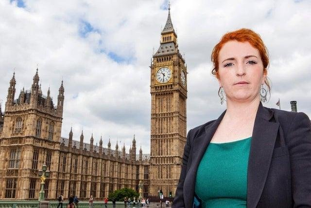 Louise Haigh, Labour MP for Sheffield Heeley.
