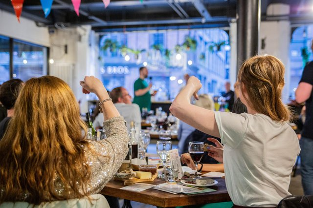 A wine and cheese pairing night will be held at Macpot in Orchard Square, Sheffield city centre next week