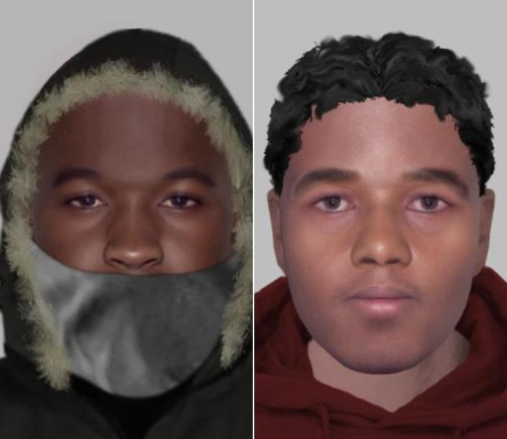 Men wanted over armed robbery at family home in Sheffield