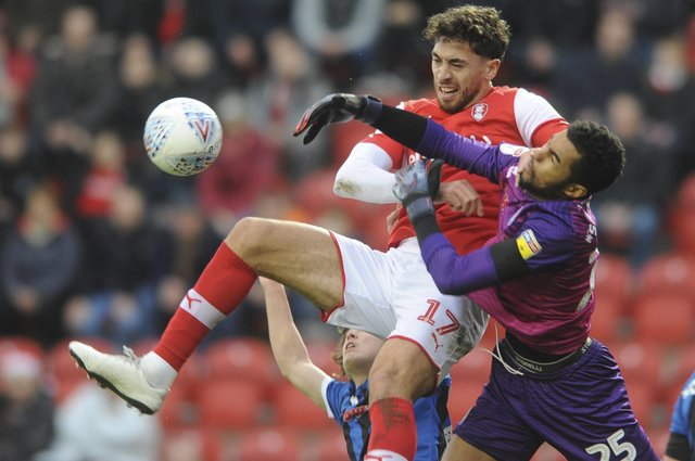 Matt Crooks is closing in on a move to Middlesbrough. PHOTO: Dean Atkins