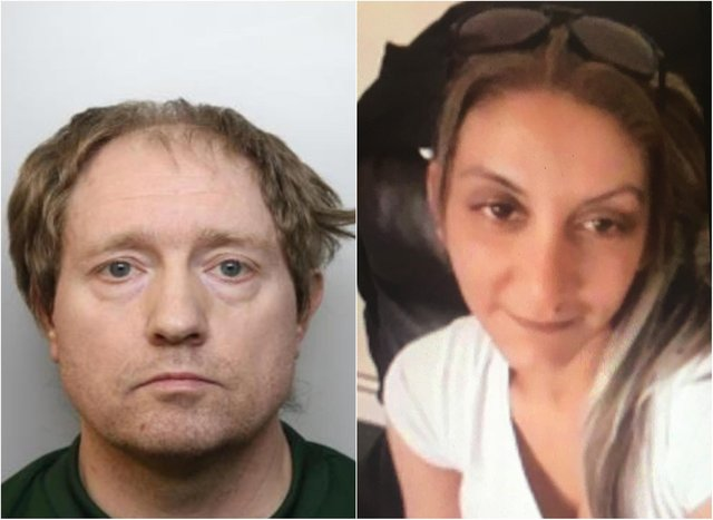 Killer Gary Allen was found to have made voice recordings of him threatening to harm Alena Grlakova before she was eventually murdered