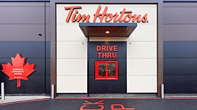 Canadian restaurant chin Tim Hortons is set to open a drive-thru in Sheffield.