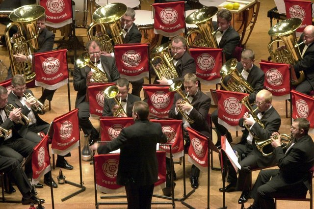 The magnificent Grimethorpe Colliery Band are just one example of incredible culture in our pit villages